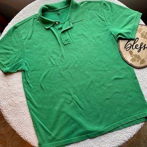 Gap Green Polo